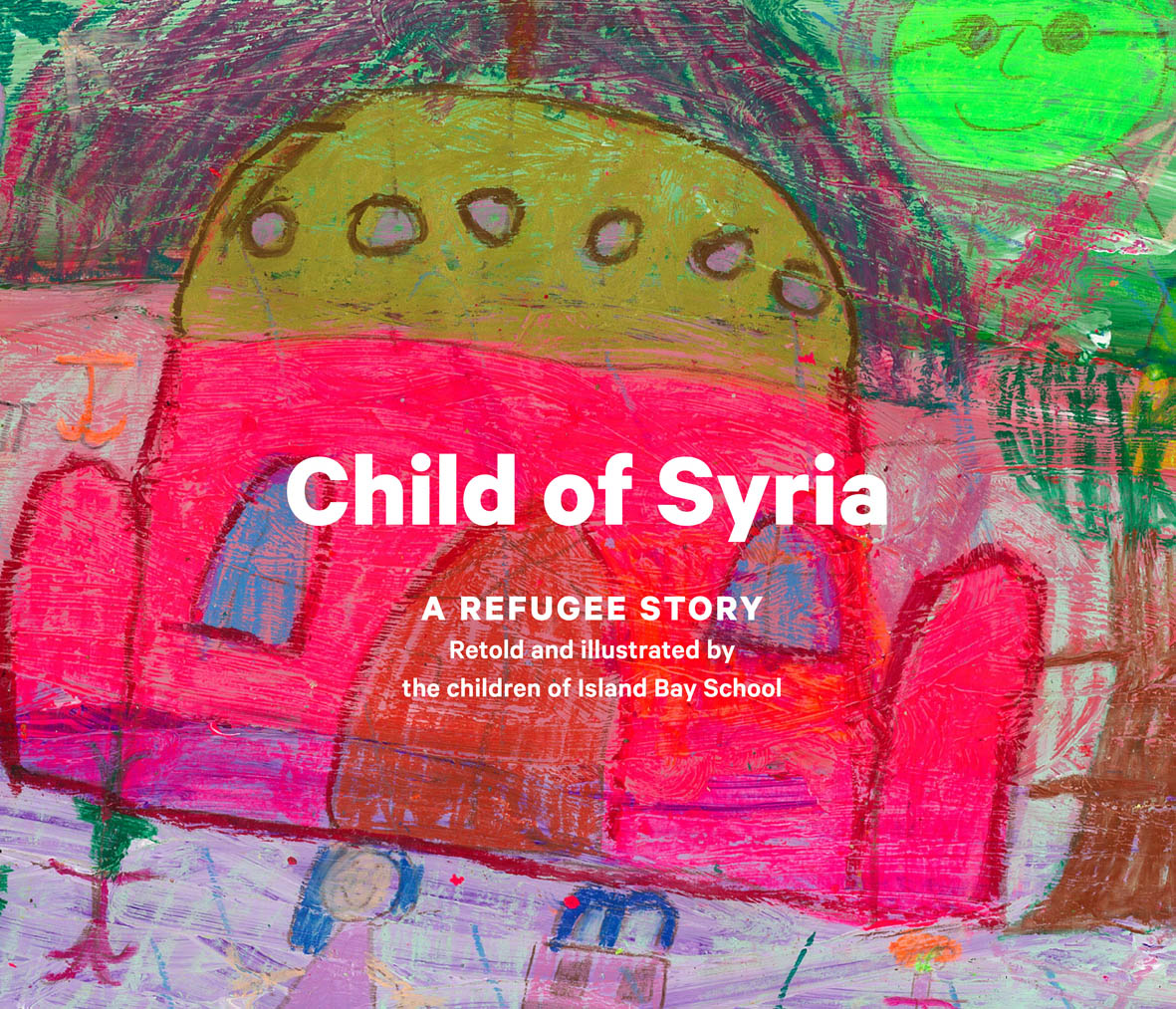 CHILD OF SYRIA